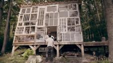 Chata v Západní Virginii postavena za 500 dolarů