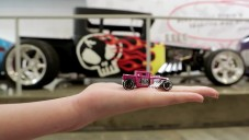 Hot Wheels ukazuje své design studio i testy autíček