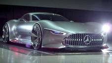 Mercedes-Benz ukazuje koncept AMG Vision Gran Turismo