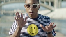 Pharrell Williams natočil 24hodinový videoklip na Happy