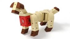 Kinematic je robotická stavebnice určená pro děti
