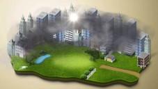 Roosegaarde našel způsob na očištění měst od smogu