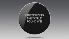 Viktor & Rolf si navrhli místo hranatého kulatý web