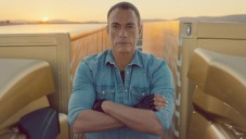 Van Damme hvězdou reklamy na Volvo Trucks