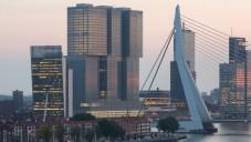 De Rotterdam od OMA spojuje tři mrakodrapy v jeden