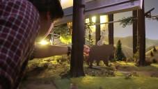 The Bear & The Hare vytvářeli ručně 6 týdnů ze 4000 snímků