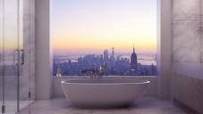 Rezidenční mrakodrap 432 Park Avenue odhalil interiér