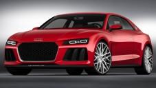 Audi se pochlubilo konceptem Sport quattro laserlight
