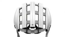 Carrera vytvořila stylovou skládací cyklistickou helmu