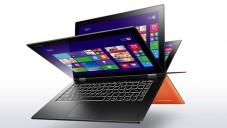 Notebook Yoga 2 Pro se otočením displeje změní v tablet