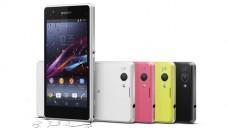 Sony uvádí malý a super výkoný mobil Z1 Compact