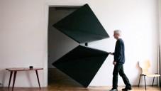 Evolution Door je koncept dveří složených ze dvou čtverců