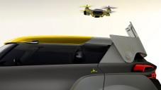 Malý vrtulník má Renaultu Kwid pomoci v dopravě
