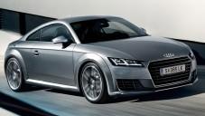 Audi se chlubí designem třetí generace kupé TT