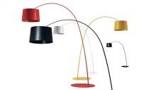 Marc Sadler navrhl pro Foscarini svítidla Twiggy a Tress