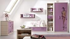 Irving je nábytek pro děti a studenty v nadčasovém designu