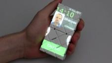 Paddle je koncept transformujícího se mobilu dle potřeby