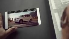 Kia Sportage má reklamu s policistou jako paparazzi