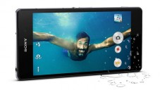Sony se chlubí designem voděodolného mobilu Xperia Z2