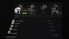 Spotify mění design webu i aplikací a noří se do černé