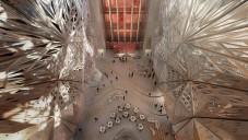 Zaha Hadid ukazuje City of Dreams Hotel Tower na animaci