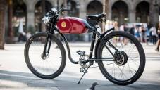 Oto Cycles vyrábí elektrická kola připomínající motorky