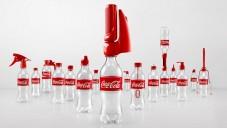 Coca-Cola vytvořila 16 násad pro další využití plastových láhví