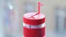 Uzávěr láhve Vittel automaticky připomíná potřebu pít