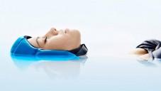 Float je koupací čepice pro klidnou relaxaci na hladině