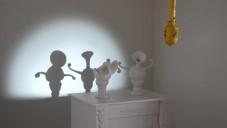 Parade jsou tančící sošky jen s pomocí světla a stínu