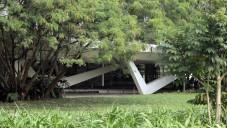 Parque do Ibirapuera v São Paulu od Niemeyera slaví 60 let
