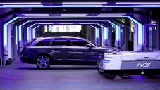 Letiště v Düsseldorfu má robota Ray na parkování aut