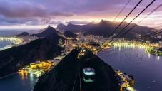 Filmaři natočili krásy města Rio de Janeiro a okolí