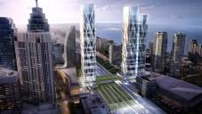 Wilkinson Eyre postaví v Torontu futuristický 45-141 Bay Street