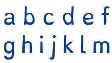 Speciální písmo Dyslexie má pomoci dyslektikům číst a psát