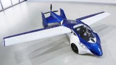 AeroMobil ze Slovenska je plně funkční auto schopné létat
