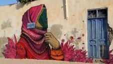 Djerbahood je tuniská galerie v ulicích od 150 umělců