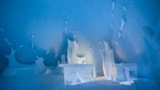 BOOOM vytvořili nový explodující IceBar pro švédský IceHotel