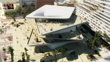 Fernando Romero v Miami postaví Latin American Art Museum