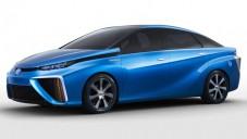 Toyota chystá ekologické auto na vodík Mirai FCV