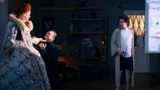 Mecenášský klub Národního divadla má reklamu děkující uměním