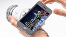 Olympus uvádí bezdrátový objektiv pro mobily Air A01