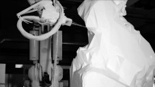 Studio Quayola vytvořilo robotem sochu podle Michelangela