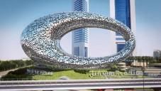 Dubaj postaví futuristické Museum Of The Future