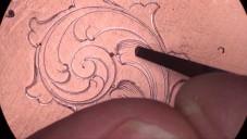 Sam Alfano ukazuje krok za krokem techniku ručního rytectví