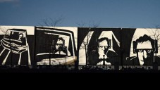 Nedaleko Vídně vytvořili Urban Art proti agresivitě v dopravě
