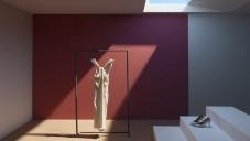 CoeLux je stropní svítidlo reálně simulující sluneční svit
