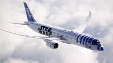 Letecká společnost ANA má letadlo ve stylu Star Wars