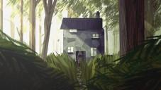 The Walk je krátký animovaný příběh o dobrodružné cestě