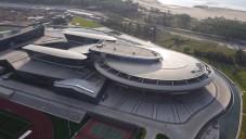 Čínské kanceláře dostaly tvar lodě Enterprise ze Star Trek